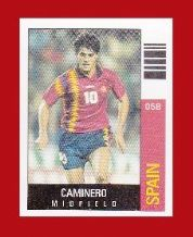 Spain Jose Caminero Atletico Madrid